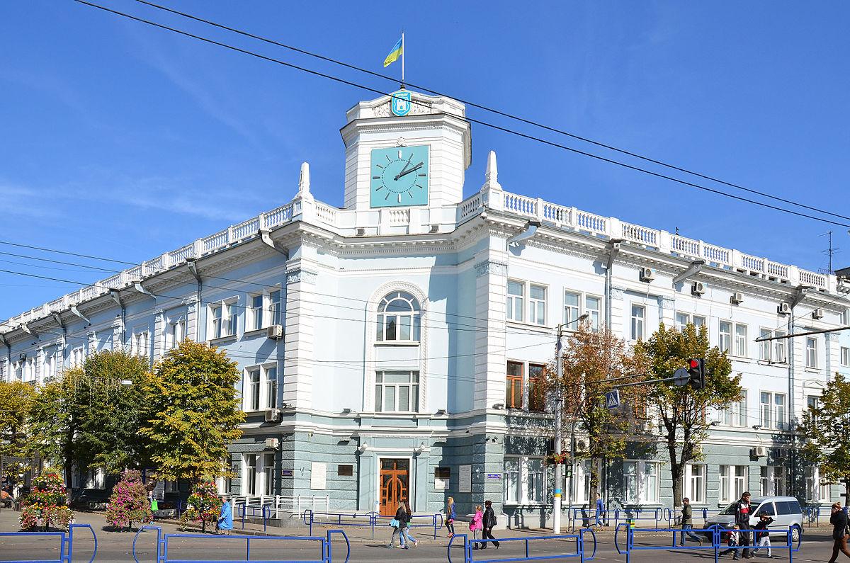 Управління освіти міської ради м.Житомир