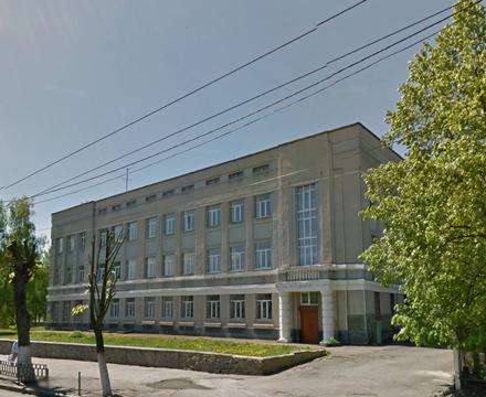 Житомир Школа №7 ім. В.В. Бражевського